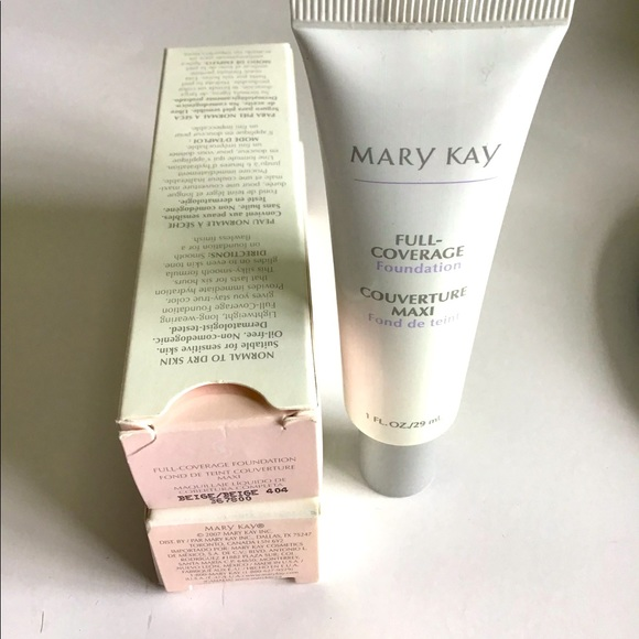 Mary Kay Full Coverage 404 New in box